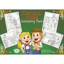 canal kids colouring