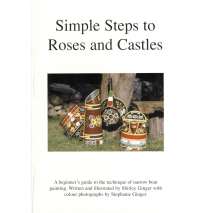 Simple Steps to Roses & Castles Book